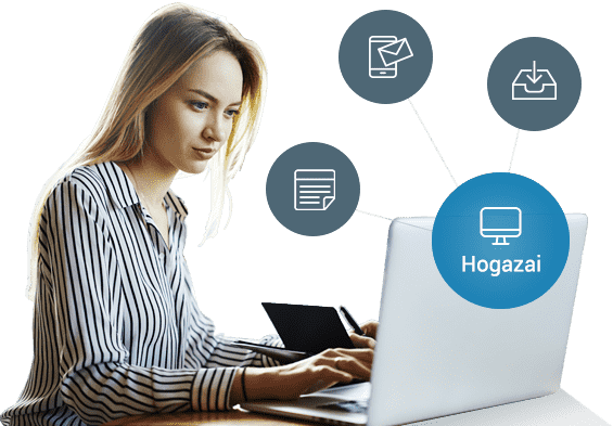Users could get free access to Hogazai Risk Map Service portal and check out the risk potential and up-to-date hazard information.